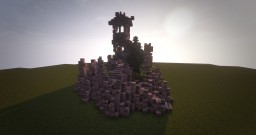 Ruined Tretorian Church (+DOWNLOAD) Minecraft Map & Project