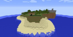Grand theft Auto III The Blue Sea Minecraft Map & Project