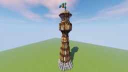 Lightwatchtower Minecraft Map & Project