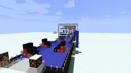 Minecraft Ninja Warrior: Ice Finals Minecraft Map & Project
