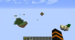 SkyBlock 7 Islands Minecraft Map & Project
