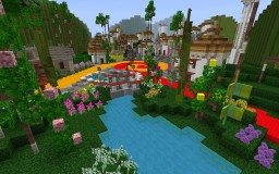 The Wizard of Oz - A Full Length Feature Film Minecraft Map & Project