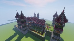 Purple Manor (King Of The Hill) Minecraft Map & Project