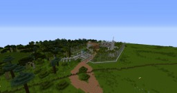 Isla Sorna, Ingens site B Minecraft Map & Project