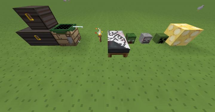 Decoration blocks redesigned