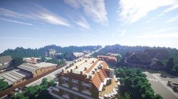 Millenial Hills- Small Beach town Minecraft Map & Project