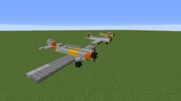 SAAF trainer aircraft Minecraft Map & Project