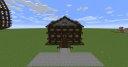Player House Minecraft Map & Project