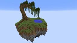 Floating Island - Wellandel Team Trial Minecraft Map & Project