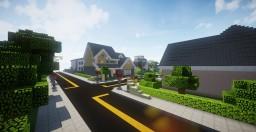 Sunrise Lake City Minecraft