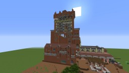 Tower of terror Minecraft Map & Project