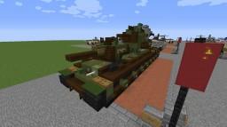 KV-6 Minecraft Map & Project