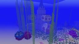 Underwater House (Snapshot 1.13-pre6) Minecraft Map & Project