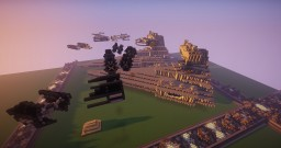 Star wars wip Minecraft Map & Project