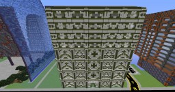 Green Hotel Minecraft Map & Project