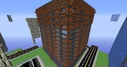 Orange Hotel Minecraft Map & Project