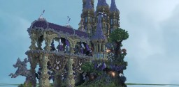 Fantasy  Castle - Kingdom Minecraft Map & Project