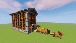 Warehouse Minecraft