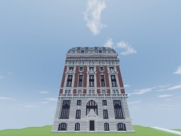 Singer Building Minecraft