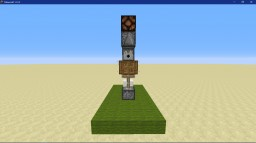 Ultra-Slim Semi-Automated Food-Farm Minecraft Map & Project