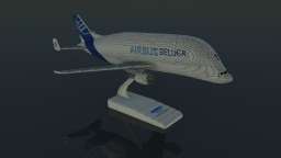 Airbus Beluga Minecraft Map & Project