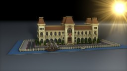 Akashine Palace Minecraft Map & Project