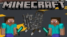 Cart Runner Minecraft Mini Game Minecraft Map & Project