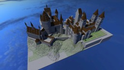 Hogwarts School of Witchcraft and Wizardry, by CPUser_ & Balfoow [DOWNLOAD] Minecraft Map & Project