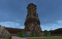evil tower Minecraft Map & Project