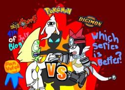 Fourth of July Blog! ~ Digimon vs. Pokemon vs. Yokai Watch: Who Wore it Better? Minecraft
