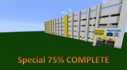Giant SPM Minecraft - The Largest Supermarket in Minecraft [1.12] Minecraft Map & Project