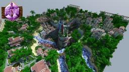 Greek Antique City Minecraft Map & Project