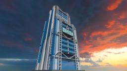 HSBC main building - 香港滙豐總行大廈 Minecraft Map & Project