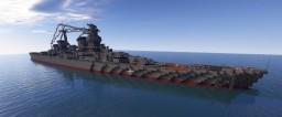 Project 69 Battlecruiser Kronshtadt Minecraft Map & Project