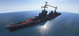 Project 47 Destroyer Khabarovsk Minecraft Map & Project