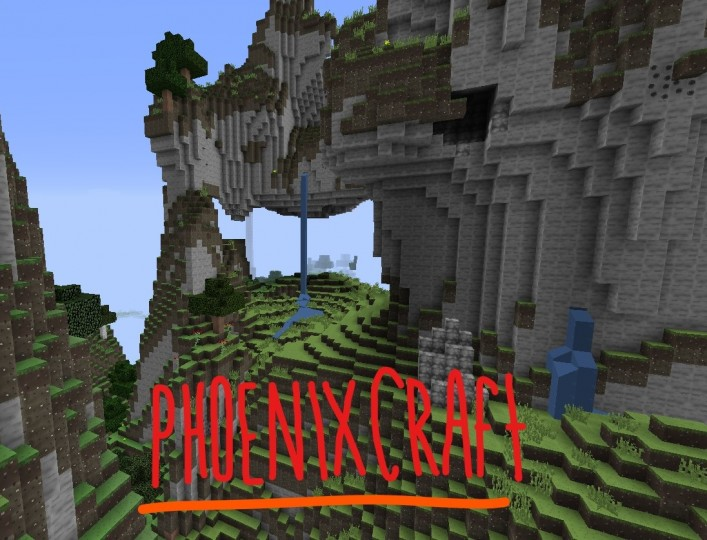PhoenixCraft - A Jonathan pack!