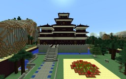 Japanese Castle Minecraft