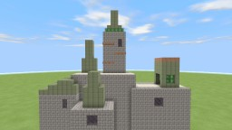 Super Smash Bros. Stages (N64) (DISCONTINUED) Minecraft Map & Project