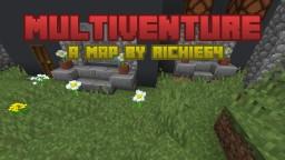 Multiventure Minecraft Map & Project