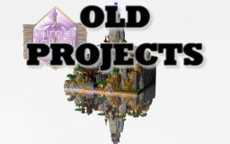 PROVANAS OLD PROJECTS Minecraft Map & Project