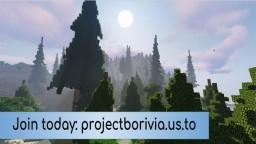Project Borivia Minecraft Server