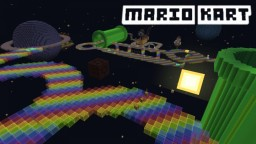 Mario Kart in Minecraft by Flamingosaurus and VioletRosa Minecraft Map & Project