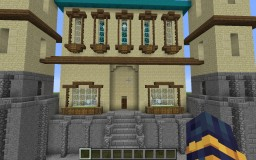 Mansion with towers Minecraft Map & Project