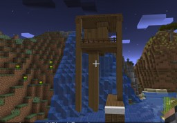 Dolphin River Minecraft Map & Project