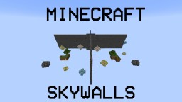 SkyWalls Minecraft Map & Project