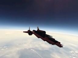 SR-71 Minecraft