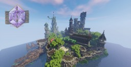 Abandoned Castle Minecraft Map & Project