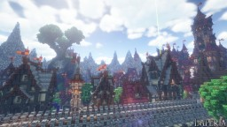 MysticRunes Gallery - Imperia town Minecraft Map & Project
