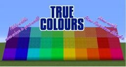 True Colours Minecraft Mod