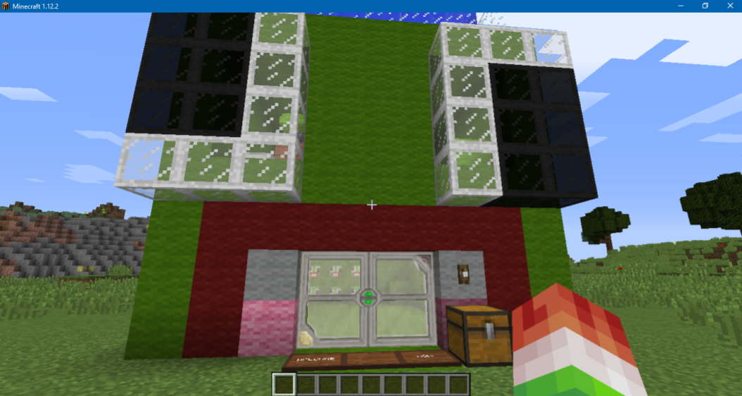 Unspeakable's modded house Minecraft Project